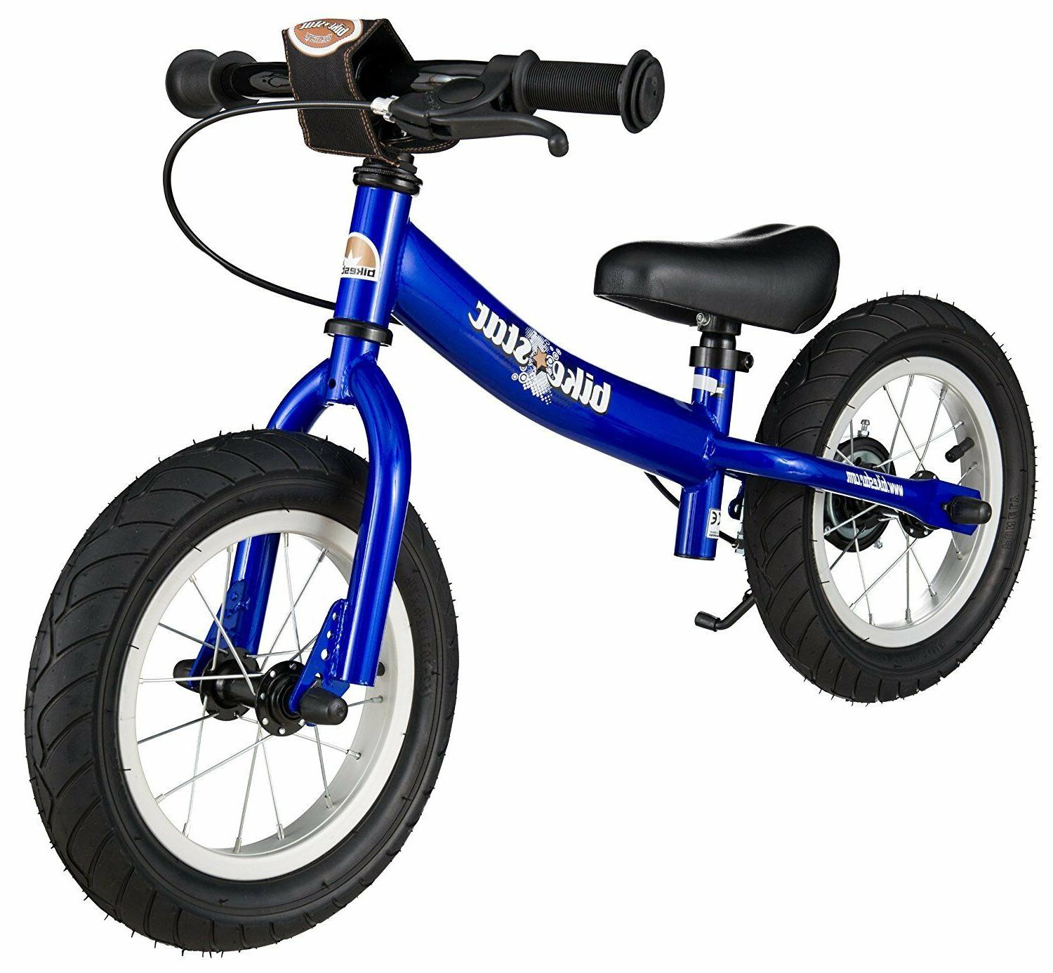 BIKESTAR® Lightweight Kids First Balance Bike Sport 12 inch