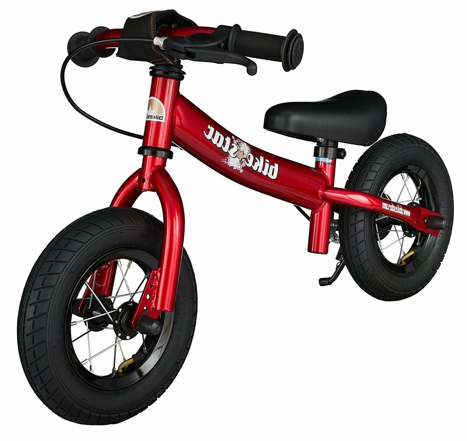 BIKESTAR® Lightweight First Balance Bike Kids 10 Inch Air T