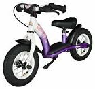 BIKESTAR® Lightweight Kids Balance Bike 10 inch Air Tires C