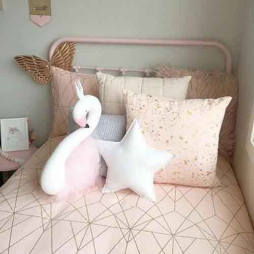 Lovely Swan Stuffed Soft Dolls Toy Gifts