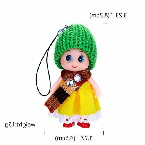Lovely Interactive Baby Dolls Mini Doll Baby Gift