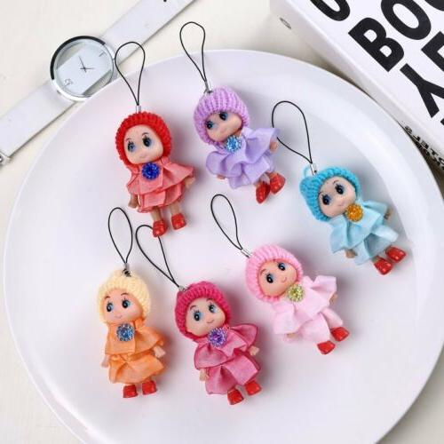 Lovely Toys Soft Interactive Baby Toy Mini Doll Boys Baby