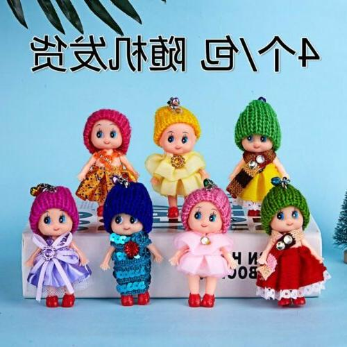 Lovely Kids Soft Interactive Baby Mini Doll Baby