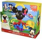 Mickey Mouse Playset, Fly N Slide Disney Toys Kids games roo