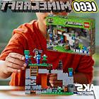 MINECRAFT LEGO THE ZOMBIE CAVE 21141 - 241 pcs Kids Toy Gift