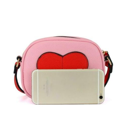 CMK Trendy Heart Handbags Little
