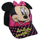 Disney Minnie Mouse Girls Pink Baseball Hat Cap Adjustable K