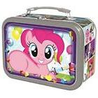 My Little Pony Lunch Box For Girls Kids Deluxe Embossed Tin