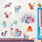 My Little Pony Removable Kids Wall Art Stickers Nursery Deco