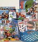 NEW MARVEL AVENGERS EASTER TOY GIFT BASKET TOYS PLAYSET NIGH