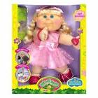 New Cabbage Patch Blonde Girls/Kids Baby Doll w/Pink Dress L