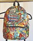 New Marvel comics backpack boys girls Bioworld superman capt