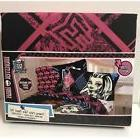 New Monster High 'Scary Cute' 3 Piece  Kids Twin Bedding She