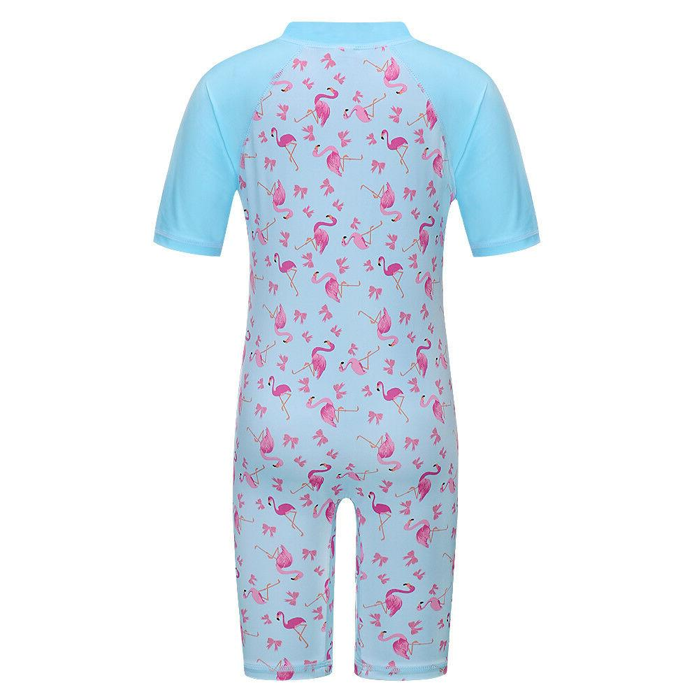 One-Piece Kids UPF Surf Swimming