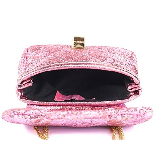 CMK Trendy Bling Kids Crossbody Handbags for Metal x x 9cm, …
