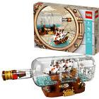 Legos for Boys 6-12 5-7 8-14 Set Pirate Ship My Toy Boat Kit
