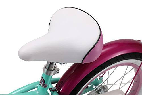 BIKESTAR with and for Old Children Inch Edition for Girls Pepper & Pink