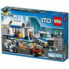 Lego Sets For Kids City Educational Toys Police Vehicles Boy