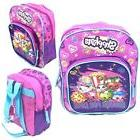 Shopkins 10quot Girl Backpack Kids Canvas Book Bag Besties F