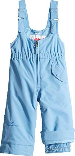 Obermeyer Kids Baby Girl's Snoverall Pants  Bo Peep Blue 5