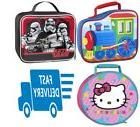 Soft Lunch Box Kits for Kids Children 5 Years and Up Boys Gi