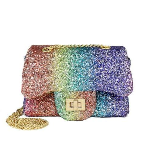 CMK Trendy Sparkly Glitter Girls Girl...