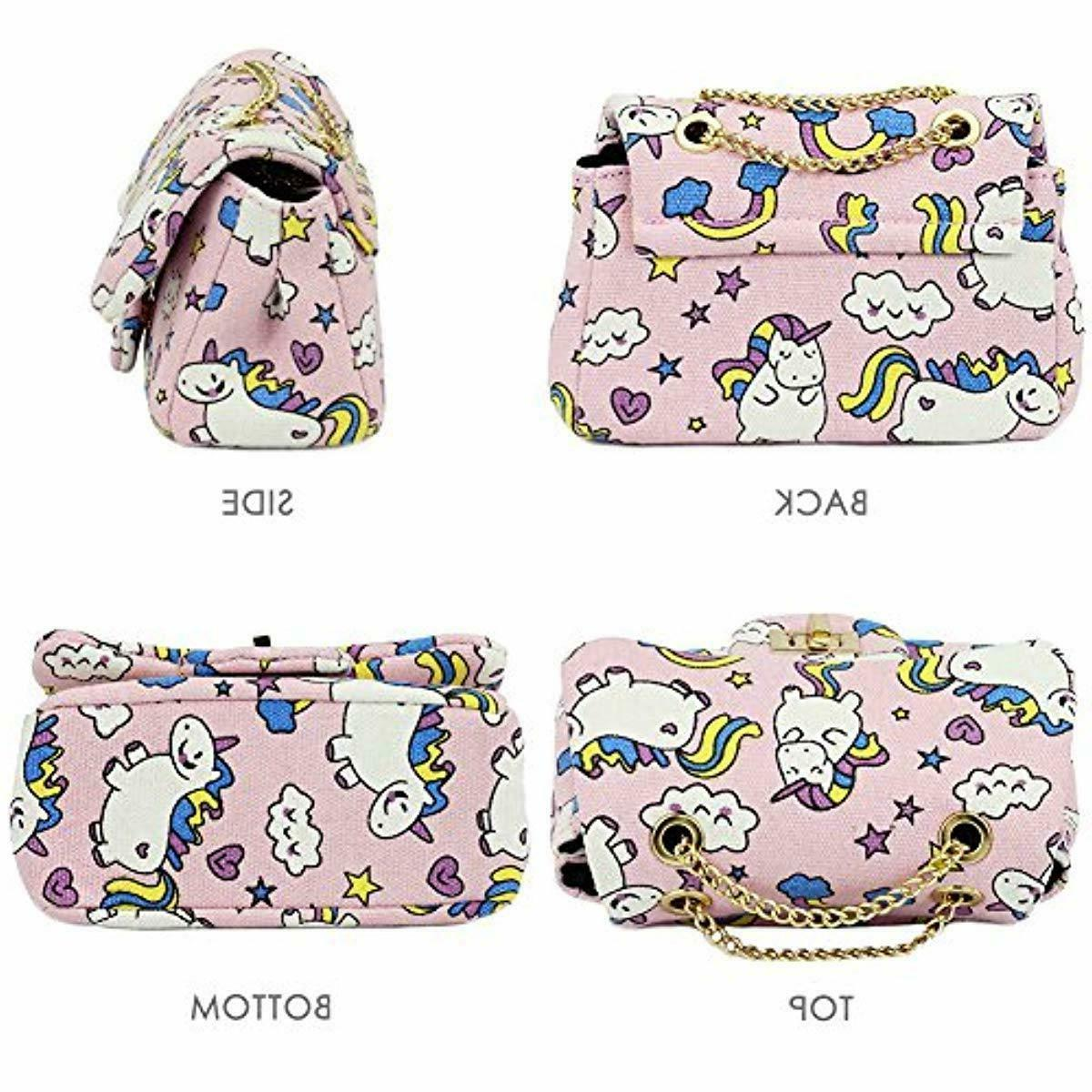 CMK Toddler Purse Quilted