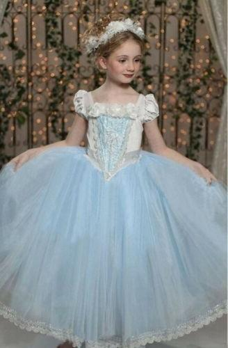 Toddle Kids Princess Cosplay Costume Fancy