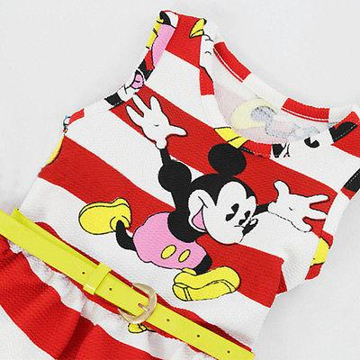 Toddler Girls Mouse Dress