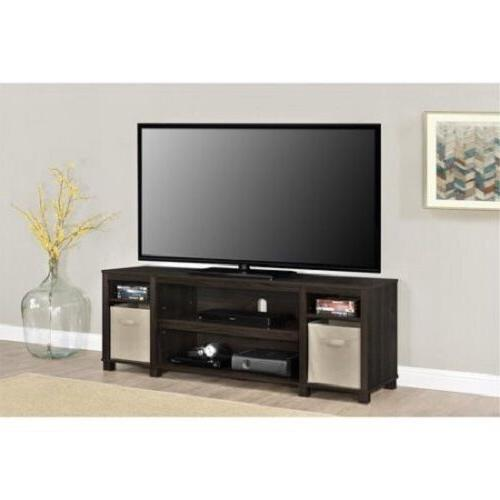 TV Console Stand 65 Inch Media Entertainment Center Home The