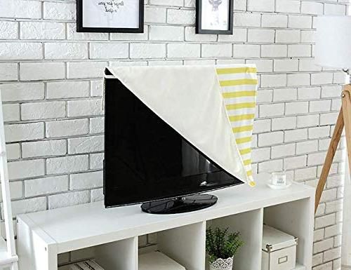 """YCHY dust Cover,Girls,Fictional The Sky Arrange The Angel Deity Design Compatible 50""""/52"""" TV"""