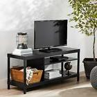 TV Stand 42 inch Flat Screen Home Media Entertainment Furnit