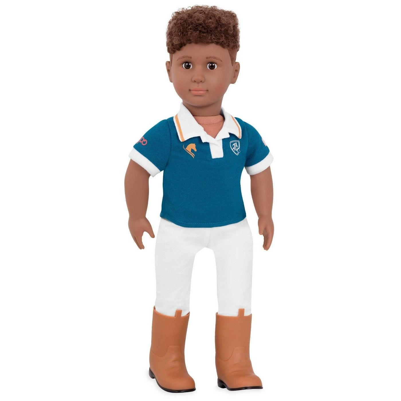 Our Generation Tyler African American Boy Doll Girls Kids To