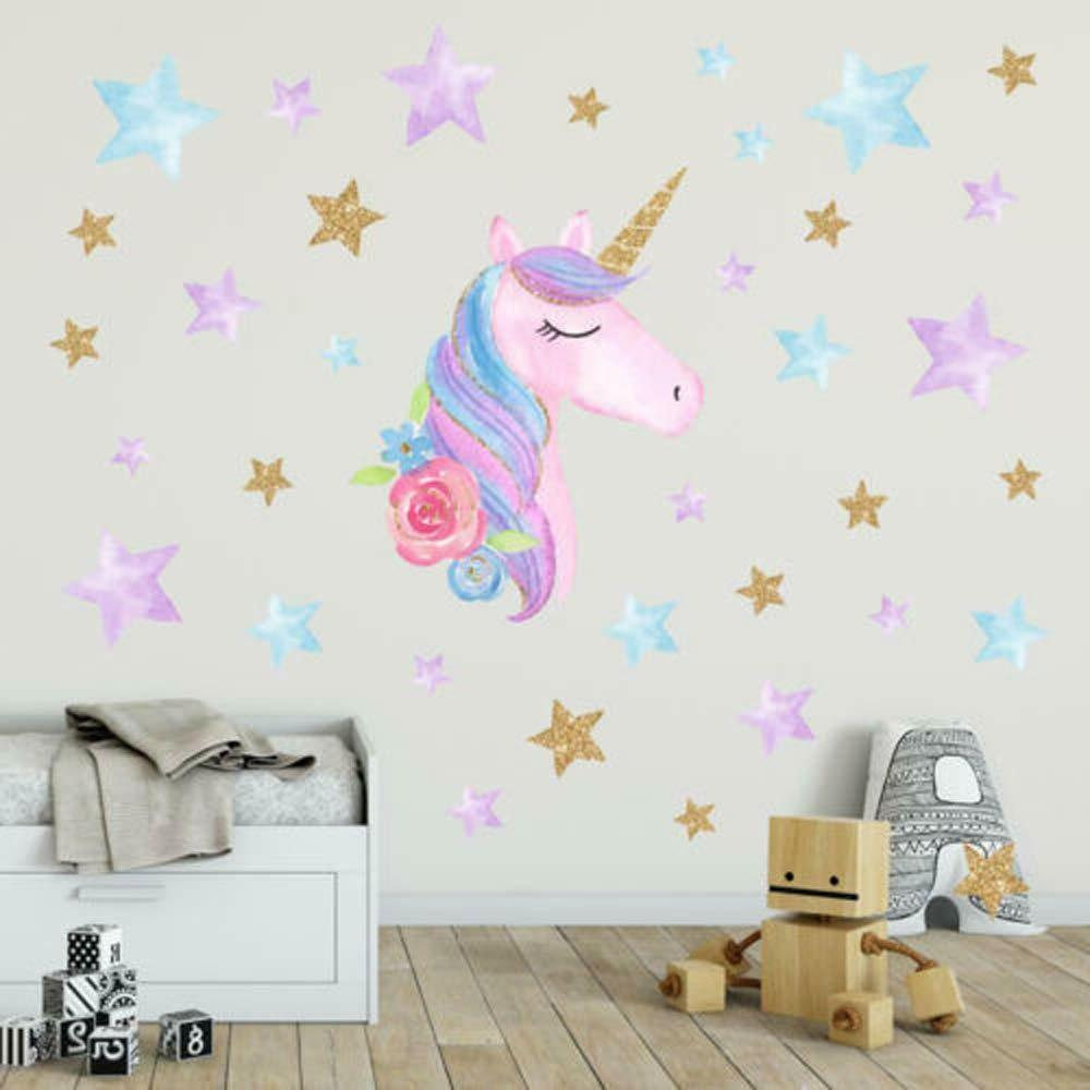 Unicorn Decals Gifts for Boys