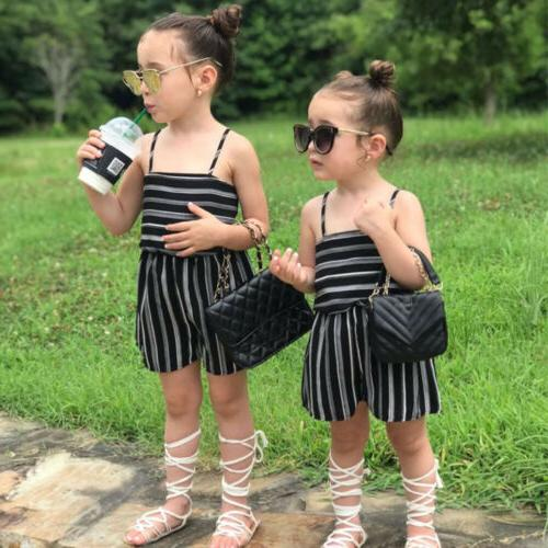 US Girls Romper