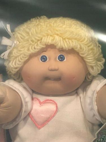 Vintage COLECO 1985 Cabbage Patch With Tooth New In