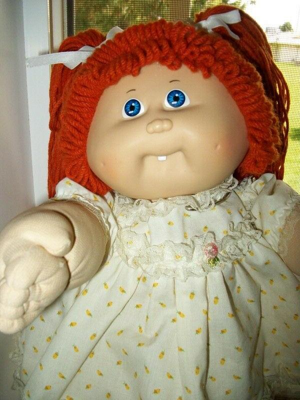 CABBAGE PATCH KIDS GIRL EYES SHOES