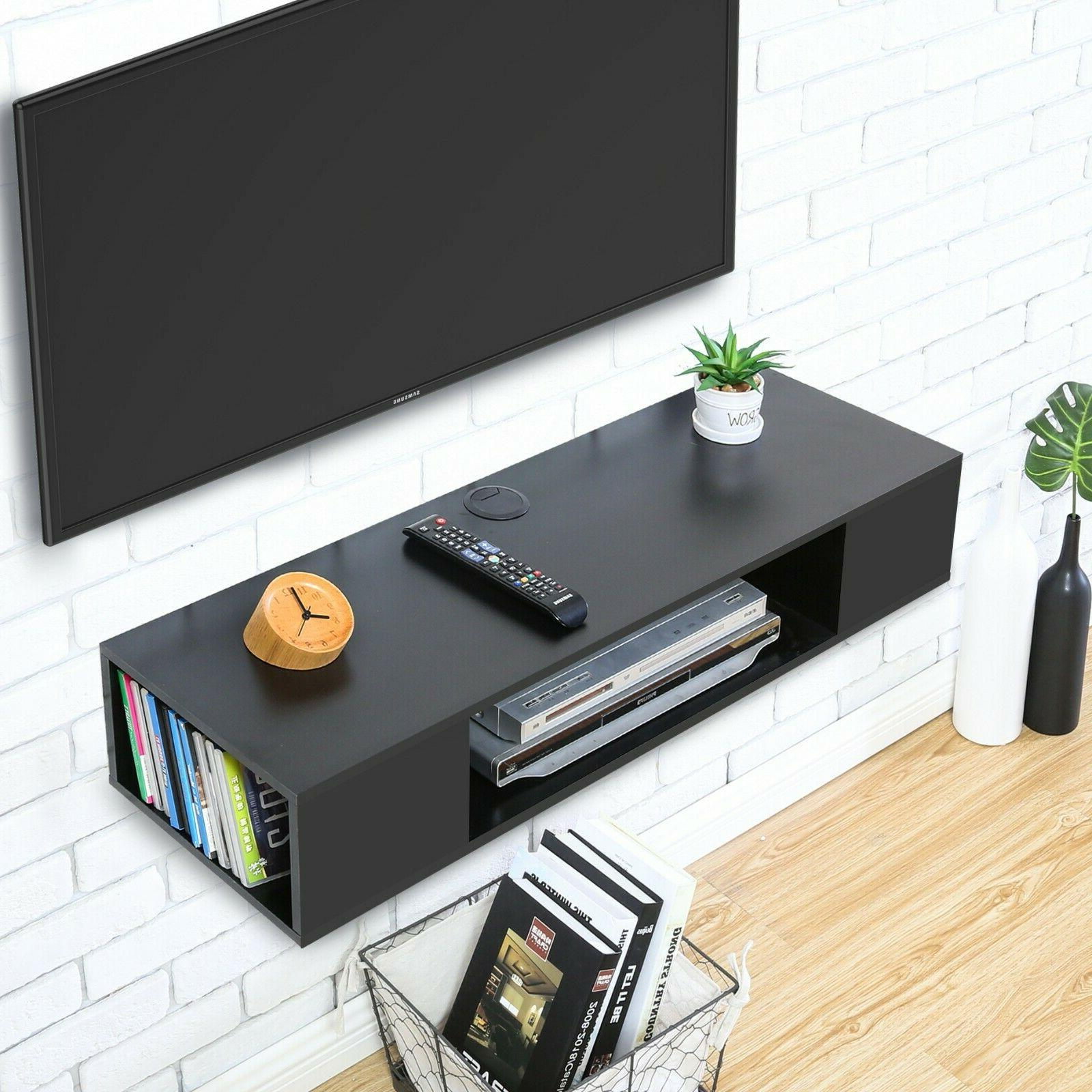 FITUEYES Wall Media Console,Floating Component