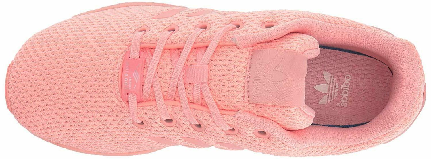 Adidas ZX Flux Girls Sneakers Size Pink