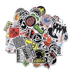 Laptop Stickers , Breezypals Car Stickers Luggage Decal Graf