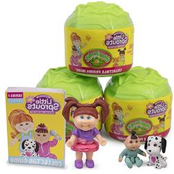 Cabbage Patch Kids Little Sprouts 3 pack - Blind Pack with C