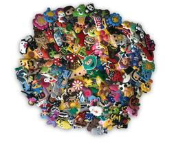 Lot of 50 100 150 200 Different Random PVC Shoes Charms For