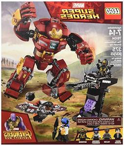 LEGO Marvel Super Heroes Avengers: Infinity War The Hulkbust
