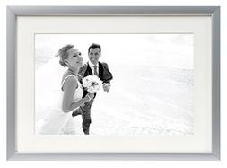 Golden State Art Metal Wall Photo Frame Collection, Aluminum