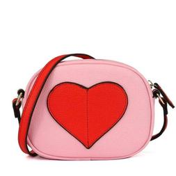 mini heart shape purse and handbags