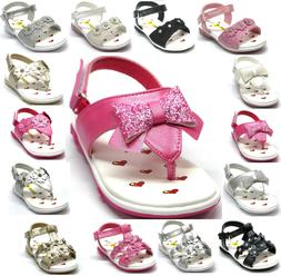 New Baby Toddler Girls And Youth Kids Sandals Gladiator T st