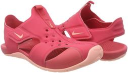 New Nike Kids Girls Sunray Protect 2  Sandals Sizee 3Y 94382