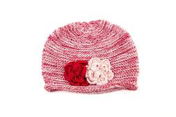 NWT Peppercorn Kids Girl's Slouchy Beanie in Pink Medley $25