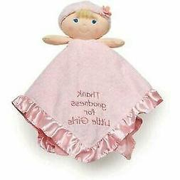 NWT Kids Preferred Thank Goodness For Little Girls Pink Doll