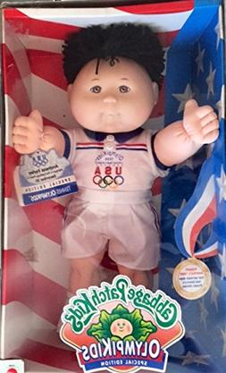 Cabbage Patch Kids OlympiKids Special Edition Swimming Cauca